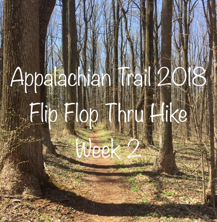 866deefa9 Video  AT Flip Flop Thru Hike 2018  Week 2 (Video) – Hikes   History