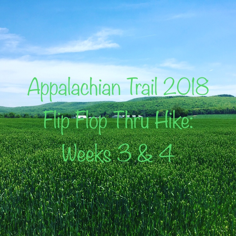 08fb60857 Video  Appalachian Trail 2018 Flip Flop Thru Hike  Weeks 3   4 (Harpers  Ferry to Boiling Springs)