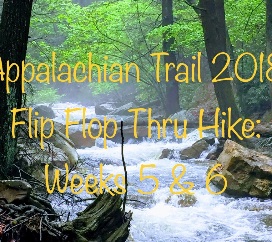 6374b57e6 Video  AT Thru Hike Weeks 5 and 6 (Boiling Springs PA to Palmerton PA)